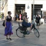 Уличная мода Милана