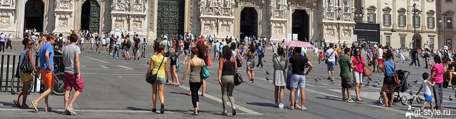 как одеваются в италии