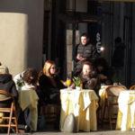 Как одеваются в Милане зимой