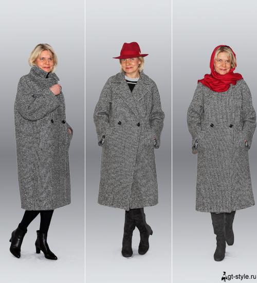 стильное пальто фото