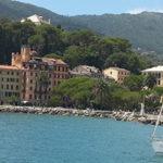 Отдых на Лигурийском побережье Италии