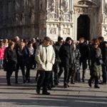 Как одеться в Милан по погоде