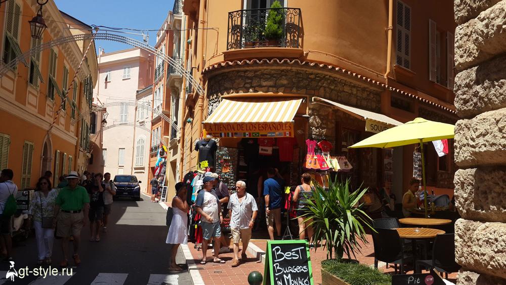 монако фото города