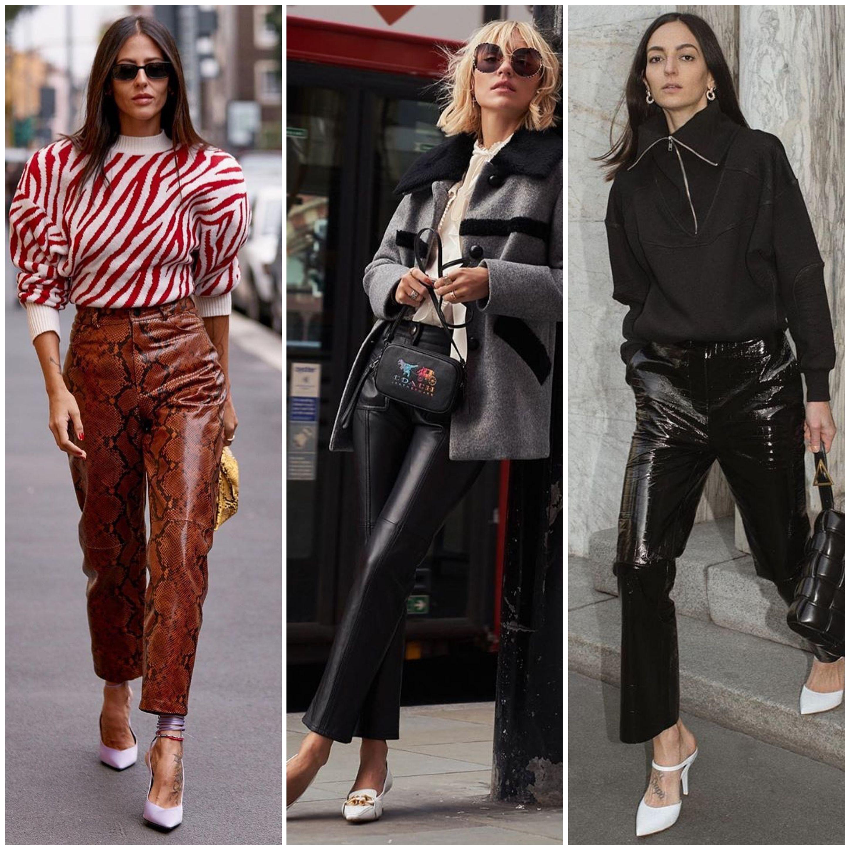 модные женские брюки фото