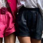 С чем носить шорты в городе