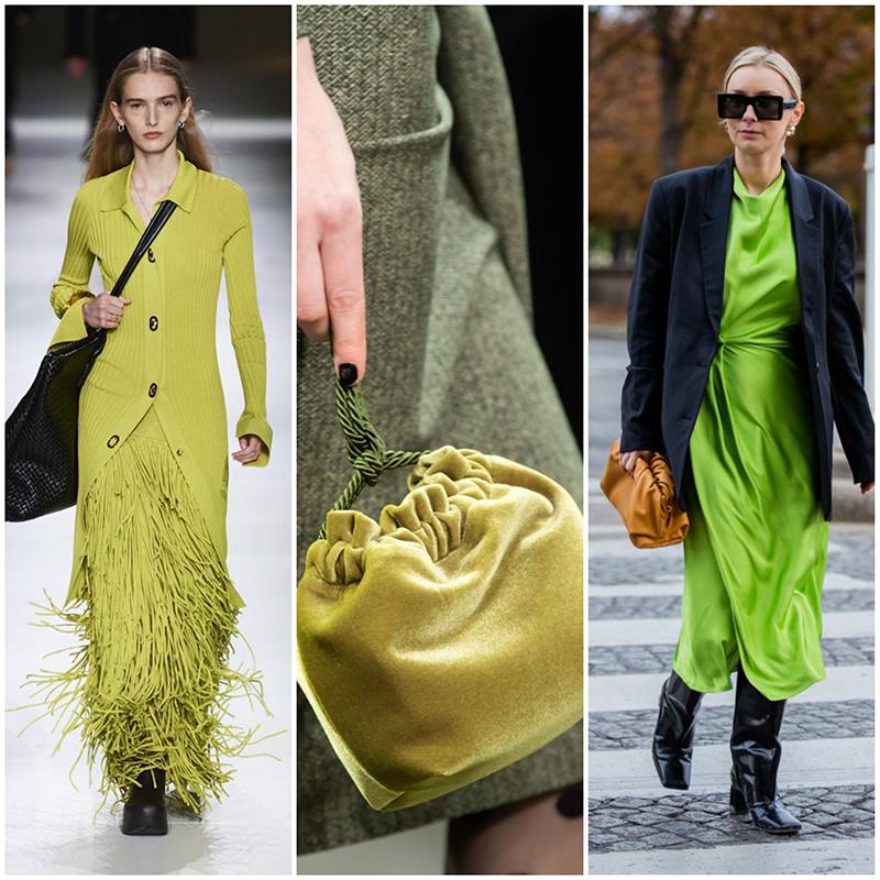 мода осень зима 2020 2021 женская фото