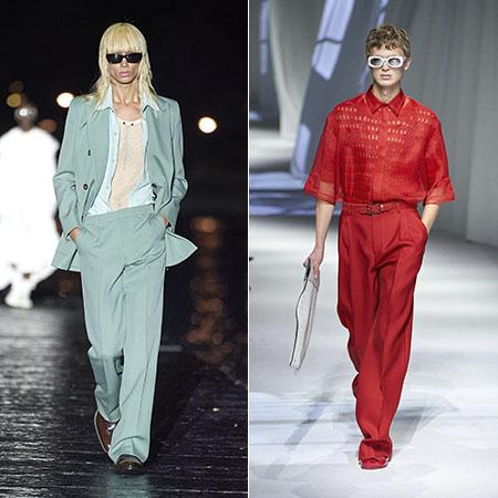 мужская мода 2021 года тенденции фото