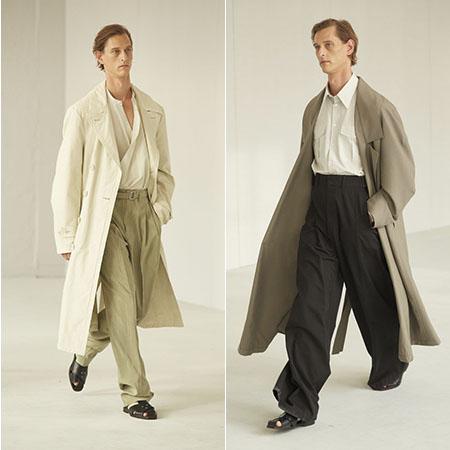 мода 2021 мужская весна основные тенденции фото