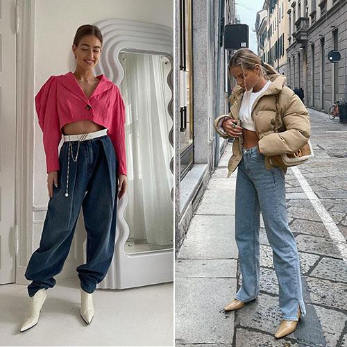 весенняя мода весна 2021 фото