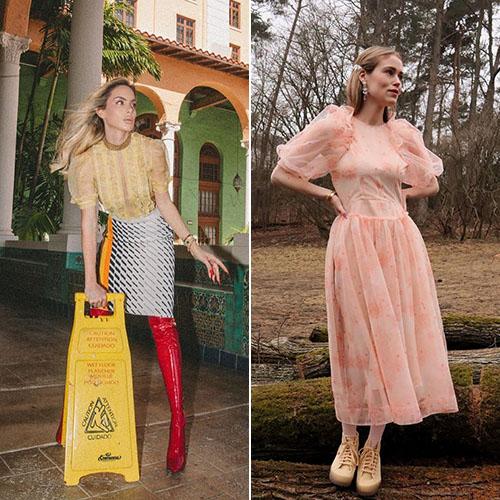 женская мода весна лето 2021 фото