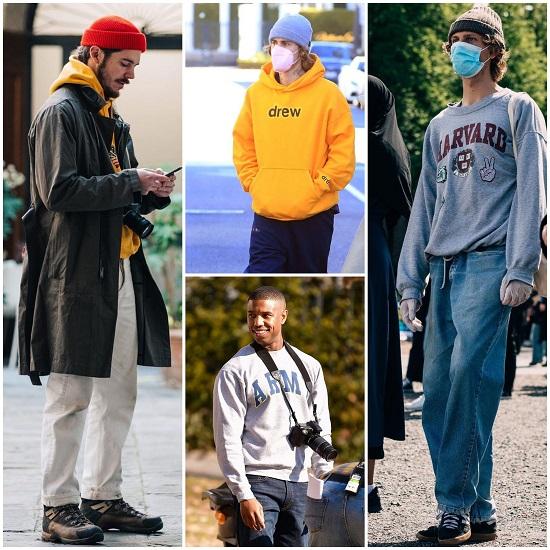 стильно одетые мужчины фото