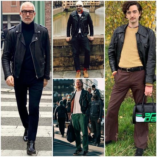 модные мужчины фото