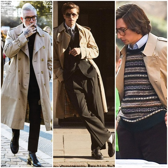 фото стильных мужчин